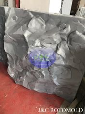 China Precision Alum A356 Rotomoulding Moulds CNC Processed For LLDPE Stone Climbing supplier