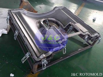 China High Precision Playground Slide Exit Rotational Mold For Plastic Rotary Molding supplier