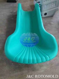 China CNC Processed Roto Molded Plastic Products , Custom Roto Molding Slide Parts supplier