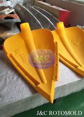 China Customized Plastic Rotational Molded Parts For Playground Equipments OEM / ODM supplier