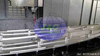 China CNC Processed Alum Rotational Kayak Mold With High Speed Rotational Moulding supplier