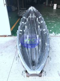 China Precision Rotational Moulding Roto Molded Plastic Kayak For Single Or Double Person supplier