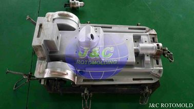China Scrubber Machine Plastic Shell by CNC Processed Aluminum Rotomoulding Moulds supplier