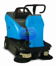 China Alum Die Casted Custom Rotational Molding , Roto Molded Plastic Floor Sweeping Machine supplier