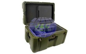 China LLDPE Plastic Roto Molded Cases Made By Aluminum A356 Rotational Mold Tool supplier