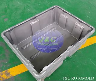 China Plastic LLDPE Industrial Tool Cases Molds Manufactured By Precision Rotomolding supplier