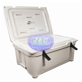 China OEM Plastic Insulated Cooler Boxes Products Made By Rotational Moulding supplier