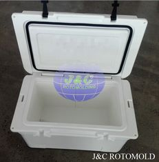 China 45L/ 45QT LLDPE Rotational Molded Cooler / Roto Molded Insulated Ice Box supplier