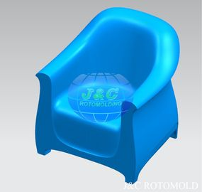 China Aluminum A356 Rotational Molding For Plastic Sofa , Rotational Molding Furniture Service supplier