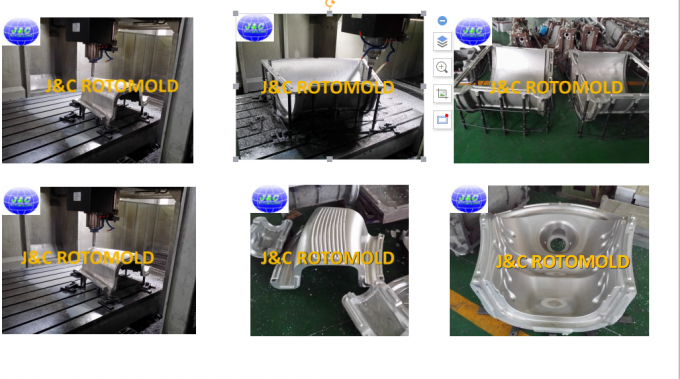 OEM Plastic Products Precision Rotational Molding , Rotational Molding Manufacturers