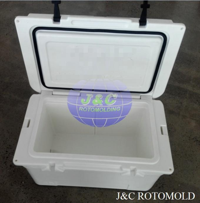 45L/ 45QT LLDPE Rotational Molded Cooler / Roto Molded Insulated Ice Box