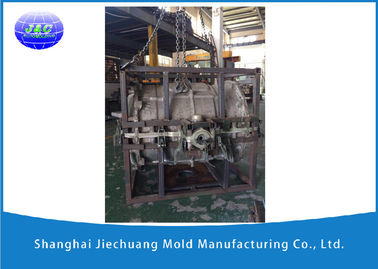 China Roto Molded Water Tanks Mold Made By Rotational Mold , Water Tank Mold For Truck factory