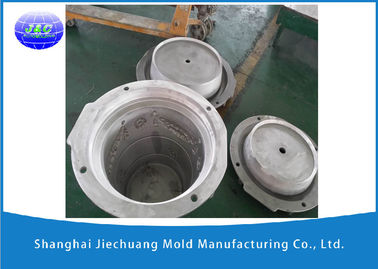 China Accurate Die Casting Aluminum Rotational Molds CNC Processed For Plastic Products factory