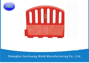 Roto Molded Plastic Products PE Road Barrier Mold , Rotational Moulding Service