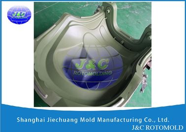 China  Coating Aluminum A356 Rotomoulding Moulds For Plastic LLDPE Slide factory