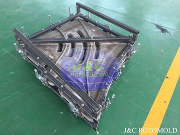 China OEM Aluminum A356 Rotomolded Mold CNC Processing For Plastic Rotational Molding factory