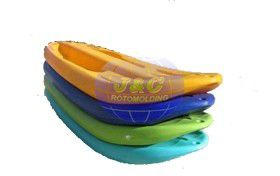 Customized Roto Molded Plastic Kayak , Precision Plastic HDPE Sup Mold