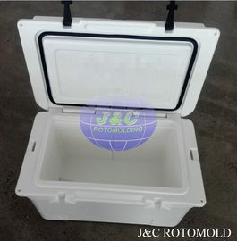 China 45L/ 45QT LLDPE Rotational Molded Cooler / Roto Molded Insulated Ice Box factory