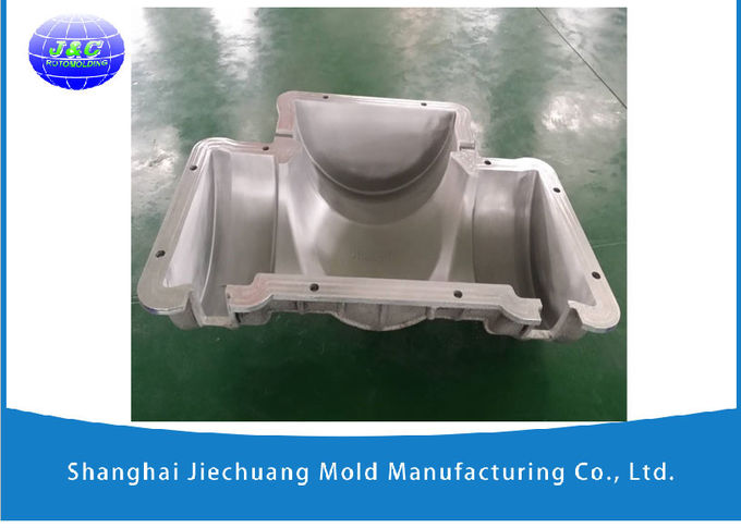 LLDPE Plastic ManholeRotational Moulding Products By Aluminum A356 Rotational Molds